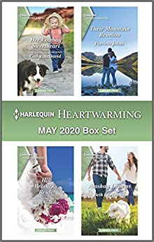 Harlequin Heartwarming May 2020 Box Set by [Cathy McDavid, Patricia Johns, Amy Vastine, Beth Carpenter]