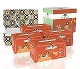 Antico Caffè Novecento Blend Giovanna Italian Espresso en cápsulas compatibles con el sistema Lavazza - 64 cápsulas (416 gramos)