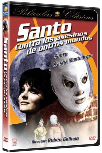 Santo Contra Los Asesinos De Otros Mundos [Reino Unido] [DVD]