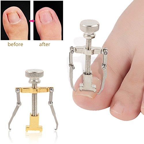 Symeas Ingrown Toe Manucure Pédicure Fixation des ongles Récupérer Correction Outil Brace Ingrédient Toe Nail Tool
