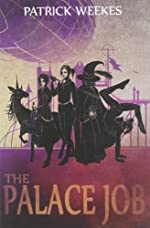 The Palace Job (Rogues of the Republic Book 1)