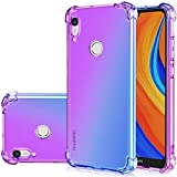 Jhxtech Huawei Y6S Case, Huawei Y6s 2019 Phone Case, Clear