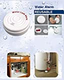 Rilevatore Sensore Perdita Acqua Anti Allagamento con Allarme e Sirena 100 Decibel a Batteria