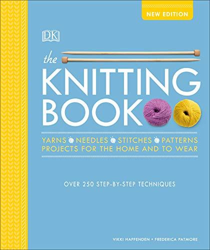 1000 knitting patterns book - 2