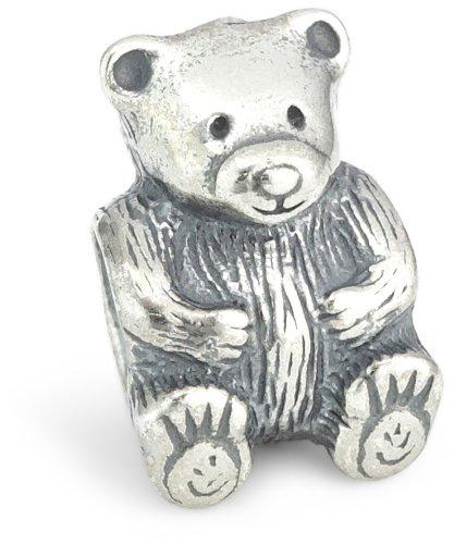 Pandora Damen-Bead Sterling-Silber 925 Teddy Kasi 79395