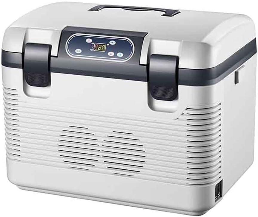Max 76% OFF Car Portable Refrigerator 12 Denver Mall Small 19 L Dual-use