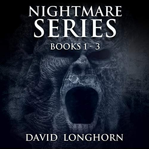 Nightmare Series: Books 1 - 3 audiobook cover art