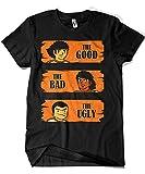 2702-Camiseta Premium, Campeones del Western (Karlangas) XL