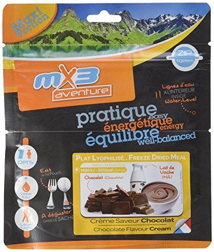 MX3 Adventure Repas lyophilisé crème Chocolat