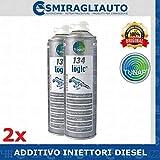 TUNAP 2X 134 500ML - INIETTORI Diesel - 2 Spraydosen Super Offerta