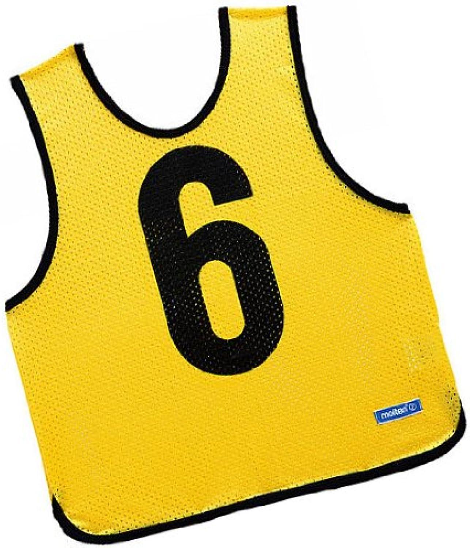 Molten (Morten) game Best Junior yellow set of 10 (110) GB0112Y