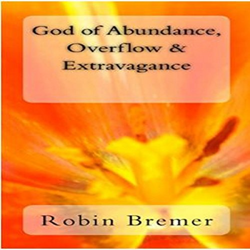 God of Abundance, Overflow & Extravagance audiobook cover art