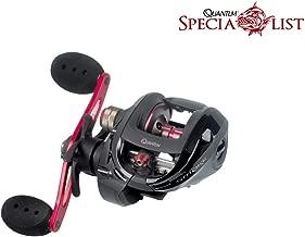 Quantum / Zebco Smoke 8.1:1 Speed Freak Left Hand Baitcast Fishing Reel - SL101XPTA