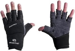 Bionic Mens Wrist Wrap Fitness Gloves