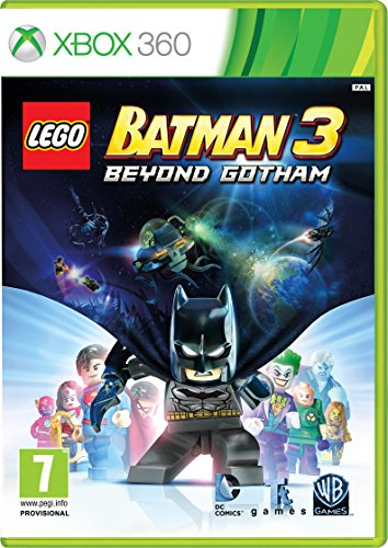 lego city xbox LEGO Batman 3: Beyond Gotham (Xbox 360) - [Edizione: Regno Unito]