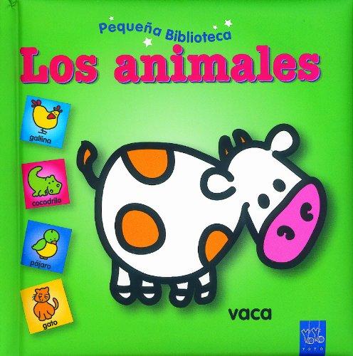 Los animales (Pequeña Biblioteca)
