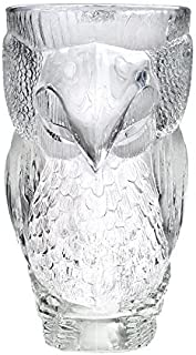 Luminarc Parrot Carved Giant Beer Glass Mug Clear 30 OZ