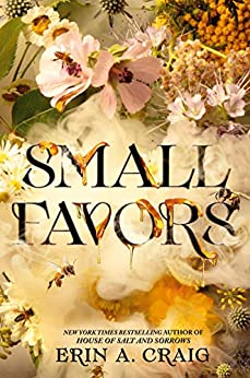 Small Favors by [Erin A. Craig]