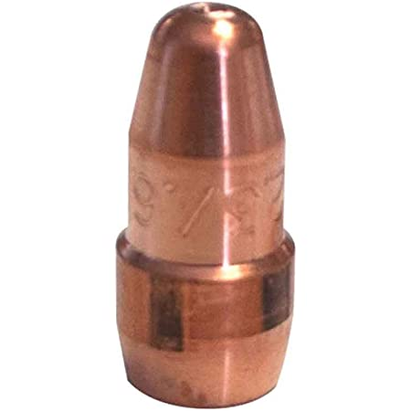 Package of 10,Copper,Small Tweco 1110-1309 VELOCITY2 Light Duty Contact Tip .030 in