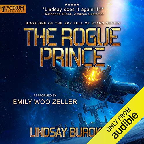 The Rogue Prince cover art