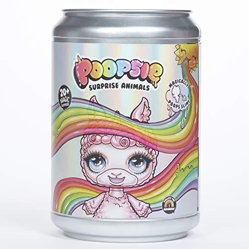 Giochi Preziosi Poopsie, Slime Surprise Lama, PPE21000, Multicolore