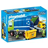 Playmobil- Coffret de Figurines, 6110, Multi, Taille Unique