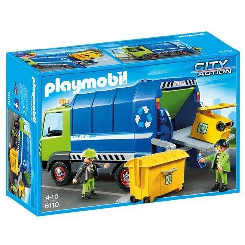 Playmobil- Coffret de Figurines, 6110, Multi, Taille Unique