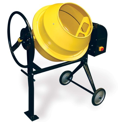 Electric Pro-Series Cement Mixer