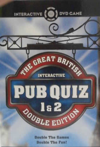 Great British Pub Quiz 1 & 2 [Alemania] [DVD]