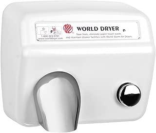 World Dryer DA54-974 Hand Dryer Voltage: 208-240V