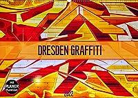 "Dresden Graffiti (Wandkalender 2022 DIN A2 quer): Graffiti-Street-Art - die Kunst, graue Waende zum ""Leben"" zu erwecken. (Geburtstagskalender, 14 Seiten )"