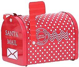 Juldekorationer julklapp presentförpackning med järn kreativ gåva kan presentera låda med lås multifunktionell godisburk f...