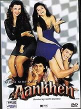 Aankhen (Brand New Single Disc Dvd, Hindi Language, NO SUBTITLES, Released By WEG)