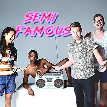 Semifamous