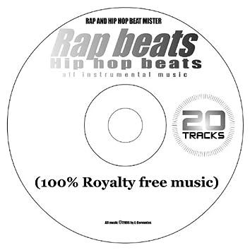 Rap Beats Hip Hop Beats All Instrumental Music