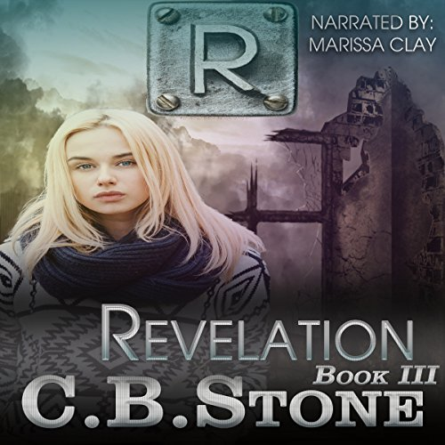 Revelation: Dystopian Romance audiobook cover art