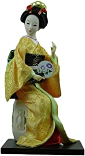 Kylin Express Japanese Geisha Doll Furnishing Articles/ Oriental Doll/ Best Gifts P