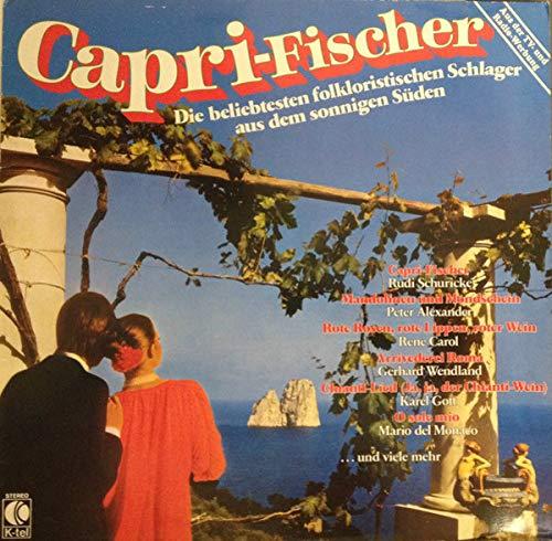 – Caprifischer - Die Beliebtesten Folkloristischen Schlager Aus Dem Sonnigen Süden