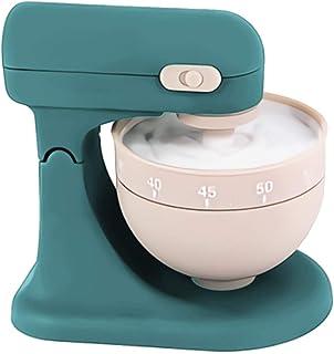 Cute Kitchen Timer 60 Minute Mechanical Time Manager - Mini Coffee Machine Mocha Pot Manual Timer Reminder Countdown Bakin...