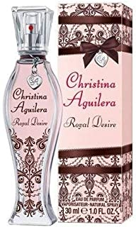 Christina Aguilera 30ml 1.0 Fl Oz Royal Desire Eau De Parfume Natural Spray