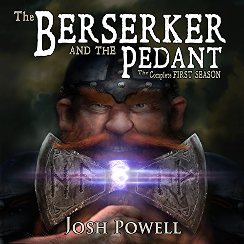 The Berserker and the Pedant: The Complete First Season audiobook cover art
