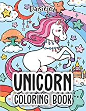 Unicorn Coloring Book: Magical Unicorn Coloring Books for Girls (US VERSION)