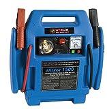 AVVIATORE DI EMERGENZA PER AUTOMOBILI, MUNITO DI COMPRESSORE 260 P.S.I. Power 1600