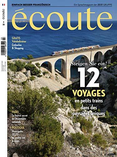 """Écoute - Französisch lernen 3/2020 \""""12 Voyages\"""""""