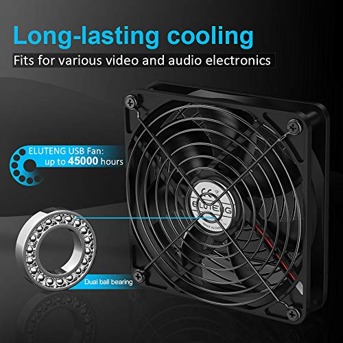 ELUTENG 120mm USB Lüfter  L/M/H 3 kaufen  Bild 1*