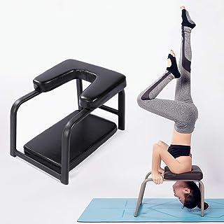 /éQuipement De Forme Physique De Yoga /à La Maison 43 /à 42 /à 37 cm//Noir nr Banc D/'inpour Assist/é De Yoga Chaise De Fitness Invers/ée Multifonctionnelle