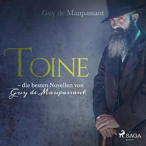 Toine     Die besten Novellen von Guy de Maupassant              Written by:                                                                                                                                 Guy de Maupassant,                                                                                        N. O. Scarpi                               Narrated by:                                                                                                                                 Hans Eckardt                      Length: 21 mins     Not rated yet     Overall 0.0