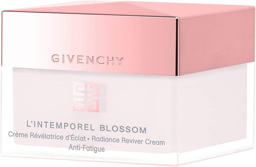 Givenchy l`intemporel blossom, crema per il  viso per donna, 50 ml 217 G