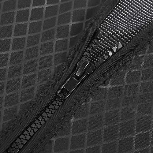 minifinker Chaleco térmico de Tres Niveles, Chaleco térmico Lavable Recargable Impermeable para Esquiar para Proteger Las Piezas Clave del frío