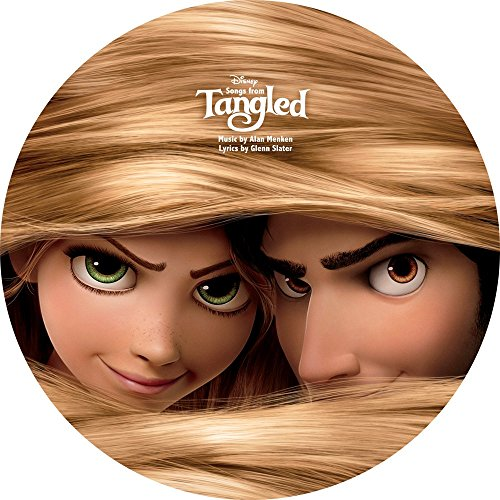 Songs From Tangled [LP][Picture Disc]